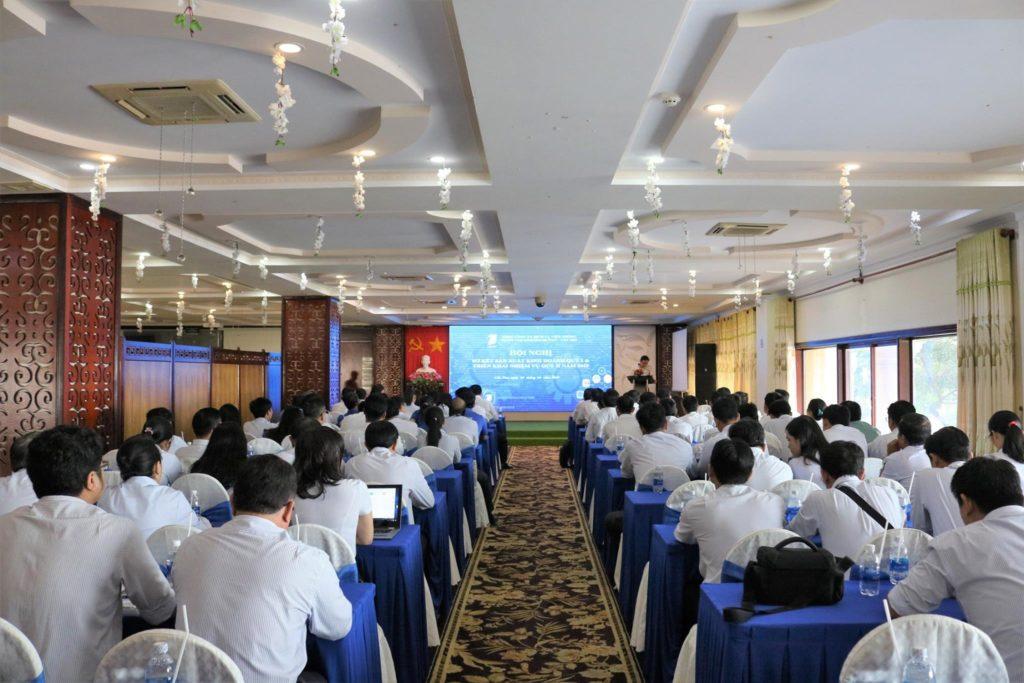 TTKD VNPT Cần Thơ sơ kết quý 1/2019