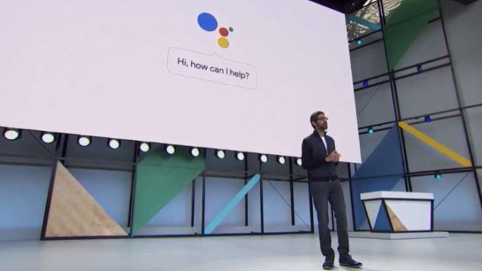 Google Assistant new messaging