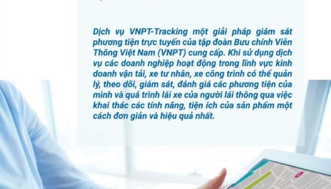 VNPT Cần Thơ Tracking