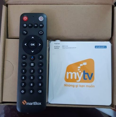 Smartbox MYTV 2020 VNPT